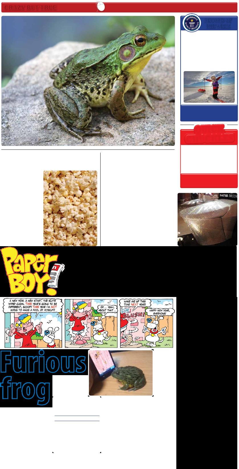 Full Size of Bullfrog Lulu Preis Sofa First News Issue 291 Jan 6th 2012 Pdf Document Wohnzimmer Bullfrog Lulu