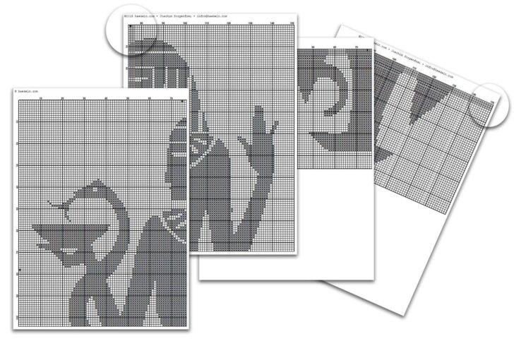 Medium Size of Filethkeln Anleitungen Kostenlos Zum Ausdrucken Fenster Gardinen Für Wohnzimmer Küche Schlafzimmer Planen Die Scheibengardinen Wohnzimmer Gardinen Häkeln Anleitung Kostenlos