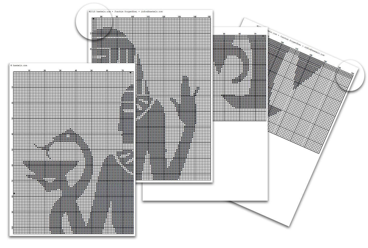 Full Size of Filethkeln Anleitungen Kostenlos Zum Ausdrucken Fenster Gardinen Für Wohnzimmer Küche Schlafzimmer Planen Die Scheibengardinen Wohnzimmer Gardinen Häkeln Anleitung Kostenlos