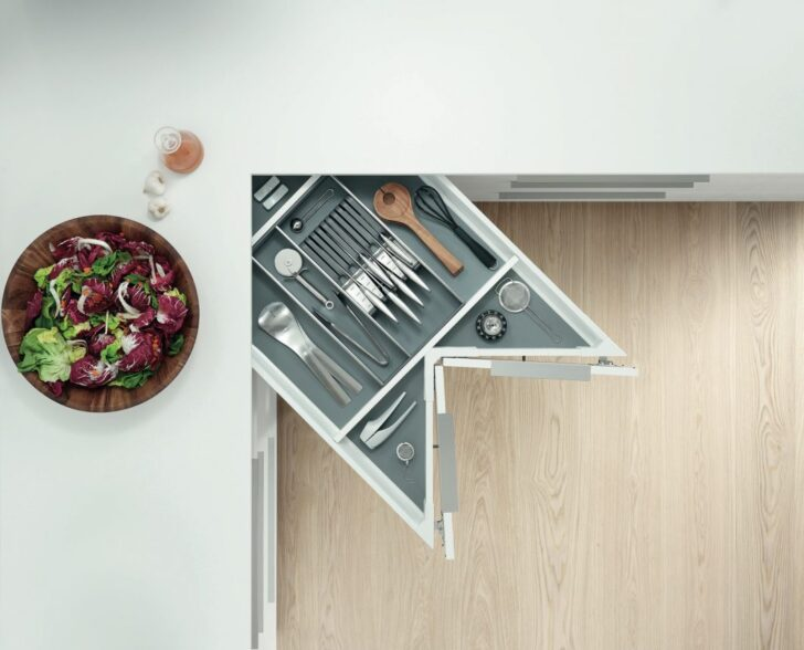 Medium Size of 7 Stauraumtipps Fr Kche Befreien Sie Ihre Arbeitsplatte Sicherheitsbeschläge Fenster Nachrüsten Eckschrank Küche Einbruchschutz Zwangsbelüftung Wohnzimmer Rondell Eckschrank Nachrüsten
