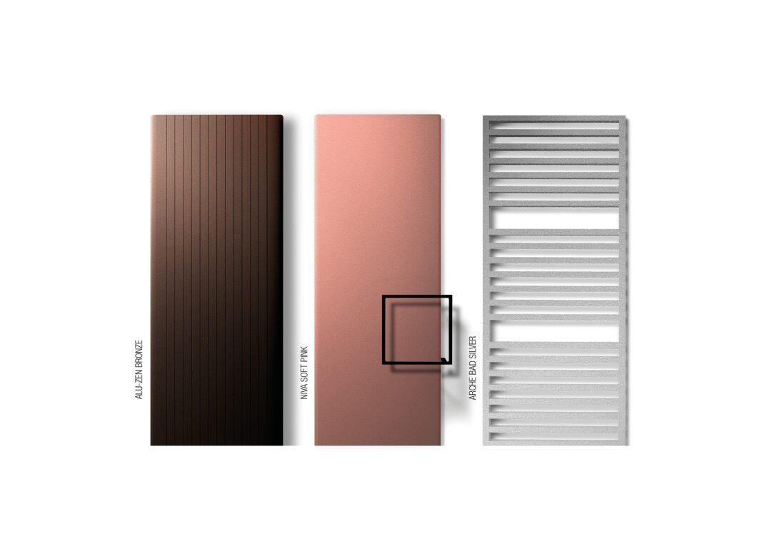 Neue Trendfarben Fr Design Heizkrper Besserrenovierende Elektroheizkörper Bad Heizkörper Wohnzimmer Badezimmer Für