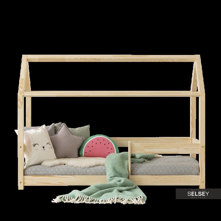 Medium Size of Hausbett 100x200 Kinderbett Dalidda Mit Fallschutz Bett Weiß Betten Wohnzimmer Hausbett 100x200