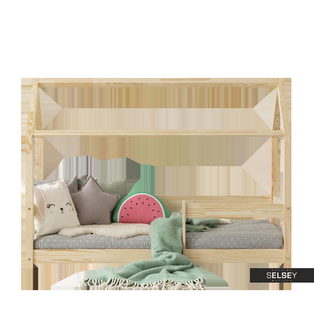 Full Size of Hausbett 100x200 Kinderbett Dalidda Mit Fallschutz Bett Weiß Betten Wohnzimmer Hausbett 100x200