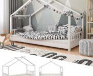 Bauanleitung Hausbett 90×200