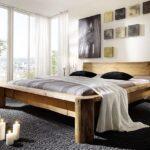 Komplettbett 180x220 Massivholz Doppelbett Balkenbett Berlnge Unikat Antik Bett Wohnzimmer Komplettbett 180x220