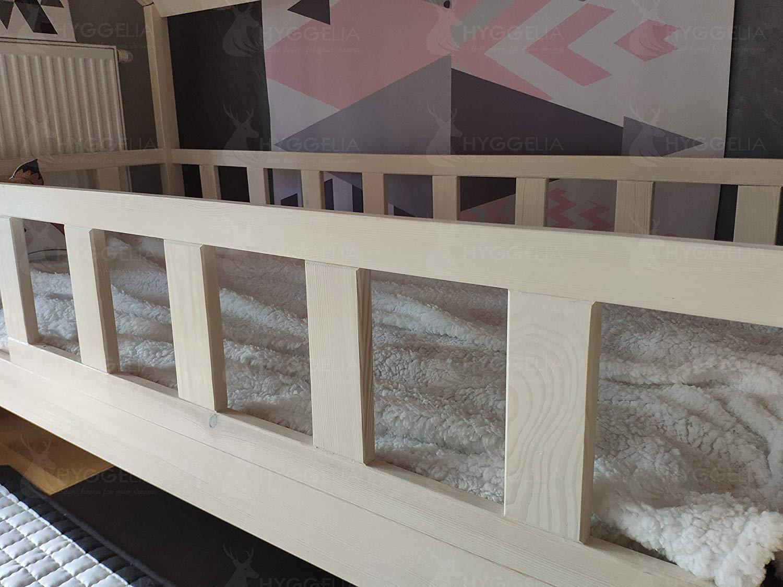 Full Size of Kinderbett Huschenbett Hausbett Holzbett Kinderhaus Bett Betten 100x200 Weiß Wohnzimmer Hausbett 100x200