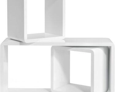 Cube Regal Weiß Hochglanz Wohnzimmer Amazonde Songmics Wandregal 3er Set Cube Regal Schweberegale Aus Weinkisten Bett 120x200 Weiß 200x200 Holzregal Badezimmer Dachschräge 180x200 Mit Rollen