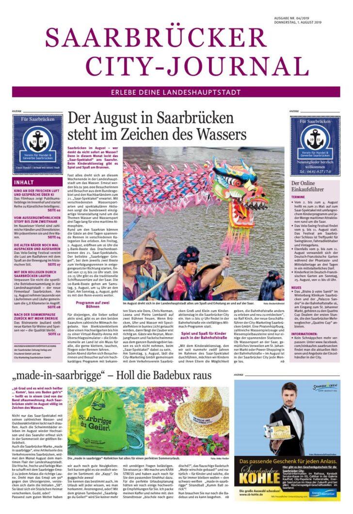 Medium Size of Küche Zu Verschenken Saarland Saarbrcker City Journal Ausgabe Nr 04 2019 By Doppelblock Modul Barhocker Single Wandbelag Polsterbank Essplatz Stengel Wohnzimmer Küche Zu Verschenken Saarland