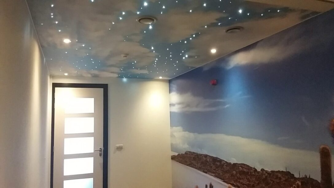 Large Size of Starsleep Sternenhimmel Sterrenhemel Plafond Decke Sky Ceiling With Stars Wohnzimmer Starsleep Sternenhimmel