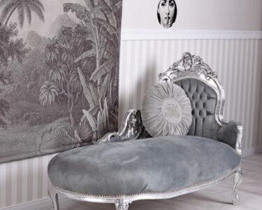 Recamiere Barock Wohnzimmer Recamiere Barock Rot Boudoir Chaiselongue Diplomatie Sofa Samt Antik Couch Liege Daybed Rokoko Mit Bett
