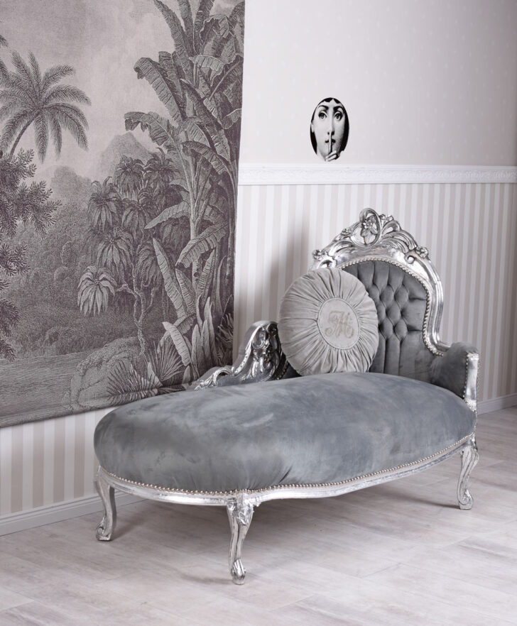 Medium Size of Recamiere Barock Rot Boudoir Chaiselongue Diplomatie Sofa Samt Antik Couch Liege Daybed Rokoko Mit Bett Wohnzimmer Recamiere Barock