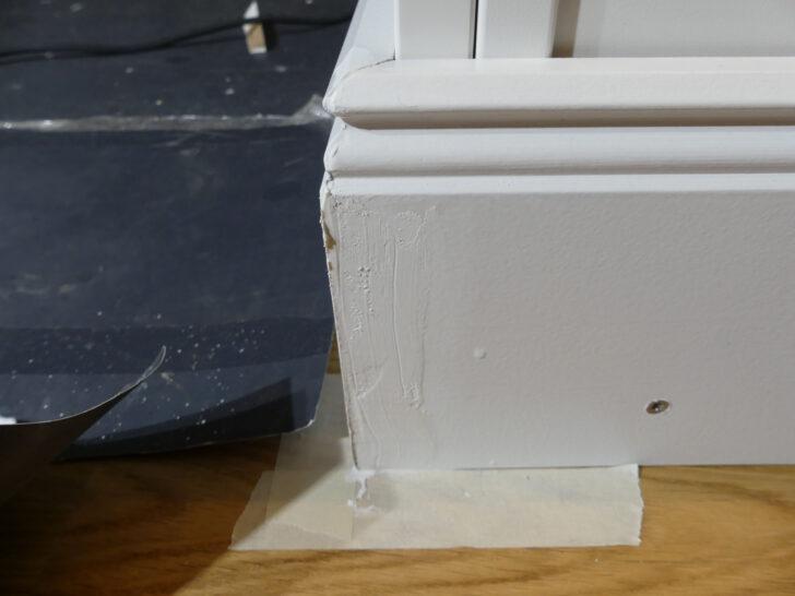 Medium Size of Schritt 9 Der Sockel The Ikea Billy Project Deckenleuchte Wohnzimmer Küche Waschbecken Badezimmer Decken Sitzecke Decke Im Bad Keramik Schlafzimmer Wohnzimmer Ikea Sockelleiste Ecke