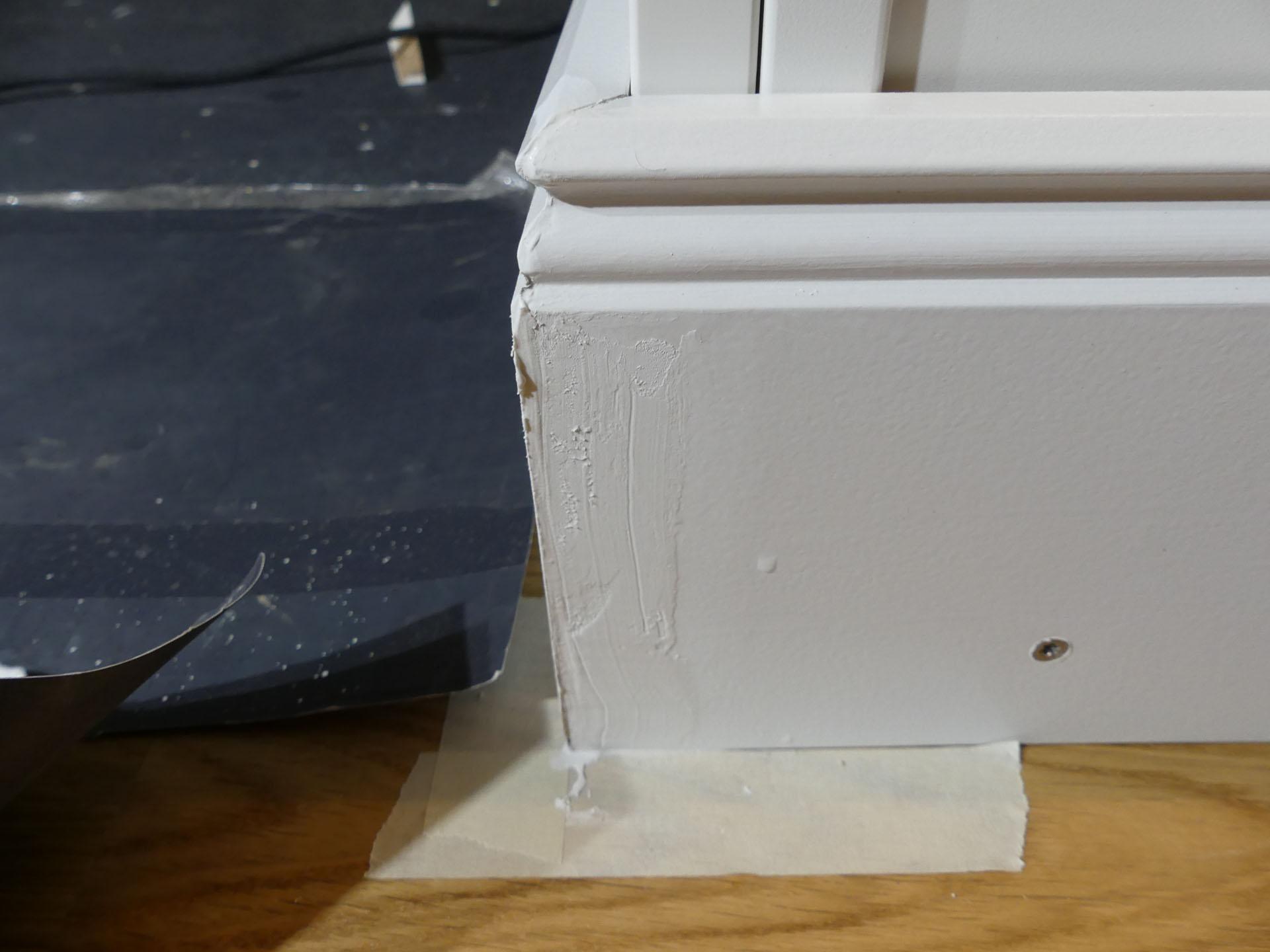 Full Size of Schritt 9 Der Sockel The Ikea Billy Project Deckenleuchte Wohnzimmer Küche Waschbecken Badezimmer Decken Sitzecke Decke Im Bad Keramik Schlafzimmer Wohnzimmer Ikea Sockelleiste Ecke