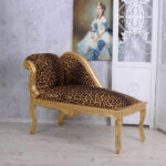 Recamiere Barock Boudoir Diplomatie Rot Chaiselongue Sofa Mit Bett Wohnzimmer Recamiere Barock
