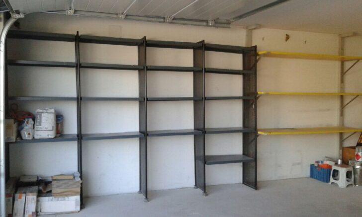 Medium Size of Regale Keller Metall Regalsysteme Ikea Regalsystem Vorratsraum Und Garage Blech Regal Weiß Bett Für Wohnzimmer Regalsystem Keller Metall