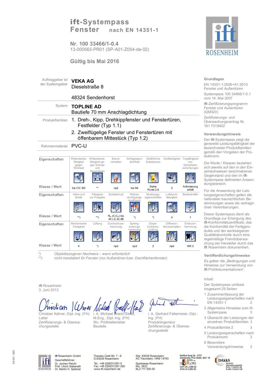Large Size of Veka Fenster Softline 70 Ad Erfahrungen Ift Rosenheim Flip Book Pages 1 29 Kleines Badezimmer Neu Gestalten Bad Kissingen Wellness Altersgerechtes Landhaus Wohnzimmer Veka Fenster Softline 70 Ad Erfahrungen