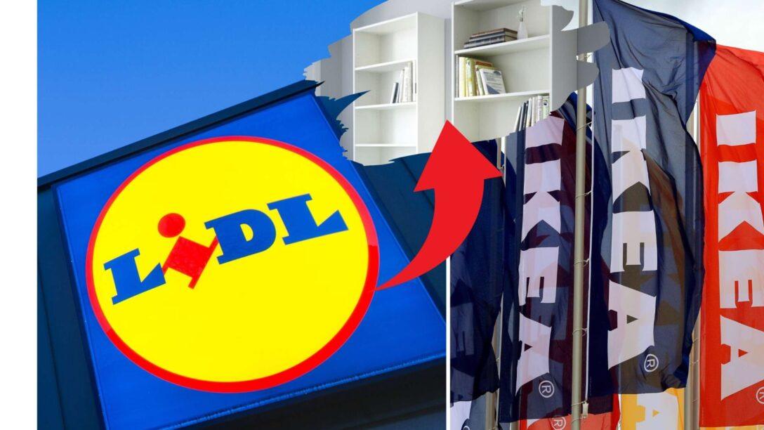 Large Size of Combine Modulregal Lidl Gegen Ikea Discounter Provoziert Mit Werbung Zu Neuem Regal Wohnzimmer Combine Modulregal