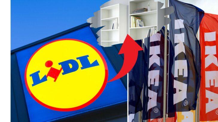 Medium Size of Combine Modulregal Lidl Gegen Ikea Discounter Provoziert Mit Werbung Zu Neuem Regal Wohnzimmer Combine Modulregal