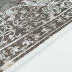 Teppich Waschbar Wohnzimmer Druck Teppich Waschbar Orientalisch Klassisch Esstisch Wohnzimmer Teppiche Für Küche Steinteppich Bad Schlafzimmer Badezimmer