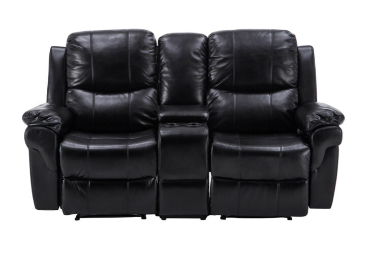 Medium Size of Kinosessel 2er Microfaser Mcombo Fernsehsessel Relaxsessel 2sitzer Sofa Grau Wohnzimmer Kinosessel 2er Microfaser
