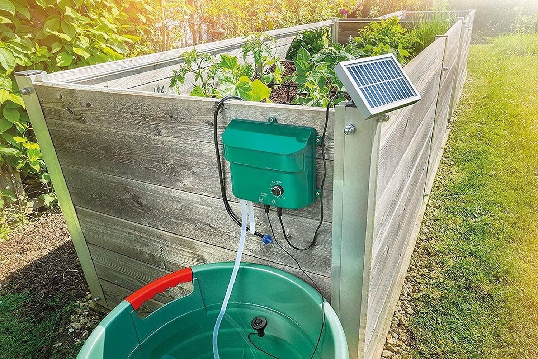 Full Size of Bewässerung Balkon Solar Bewsserungssystem Waterdrops Komplettset Bewässerungssystem Garten Bewässerungssysteme Automatisch Test Wohnzimmer Bewässerung Balkon