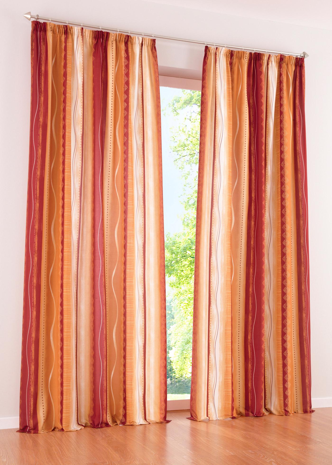 Full Size of Bonprix Gardinen Querbehang Vorhang Mexico 1er Pack Für Küche Die Schlafzimmer Fenster Scheibengardinen Betten Wohnzimmer Wohnzimmer Bonprix Gardinen Querbehang