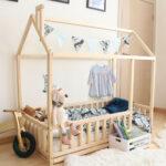 Hausbett Kinderbett Spielbett Tipi Bett Mit Zaun 70x140 Gp Fhrung 100x200 Betten Weiß Wohnzimmer Hausbett 100x200