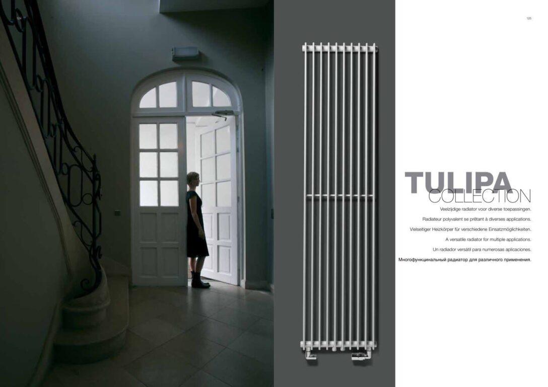 Vasco Heizkörper Tulipa Vertical Radiator Elektroheizkörper Bad Wohnzimmer Für Badezimmer
