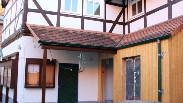 Medium Size of Spielhaus Ausstellungsstück Der Geschichtsverein Bruchkbel Zieht Ins Neue Garten Holz Kunststoff Bett Kinderspielhaus Küche Wohnzimmer Spielhaus Ausstellungsstück