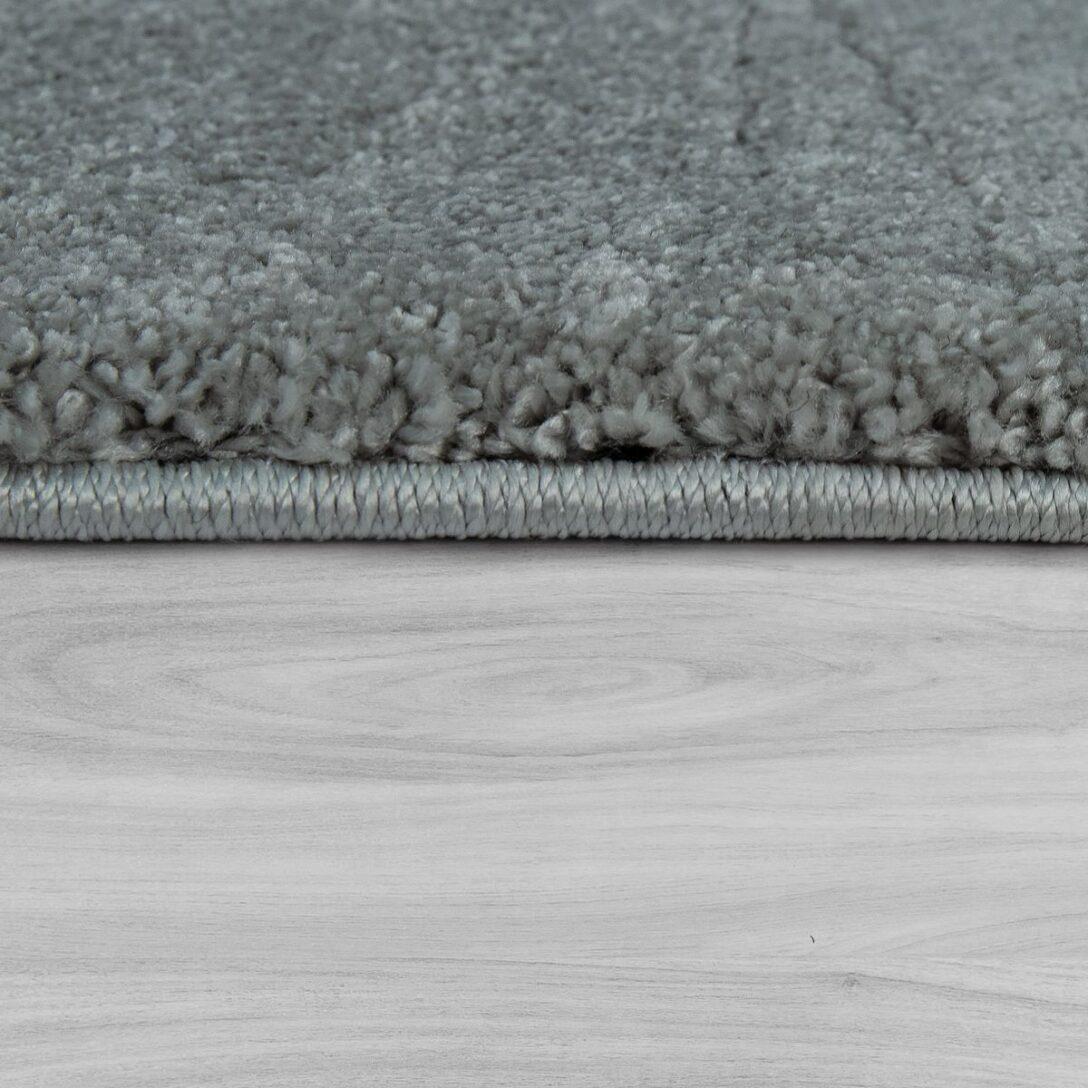 Large Size of Teppich Waschbar Kurzflor Uni Silber Teppichmax Wohnzimmer Bad Teppiche Steinteppich Esstisch Küche Schlafzimmer Badezimmer Für Wohnzimmer Teppich Waschbar