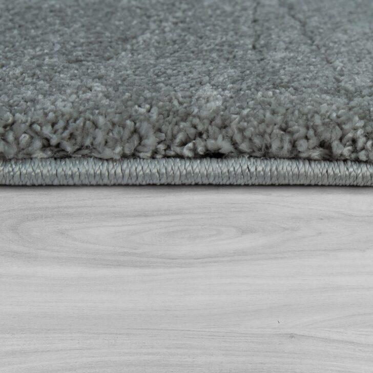 Medium Size of Teppich Waschbar Kurzflor Uni Silber Teppichmax Wohnzimmer Bad Teppiche Steinteppich Esstisch Küche Schlafzimmer Badezimmer Für Wohnzimmer Teppich Waschbar