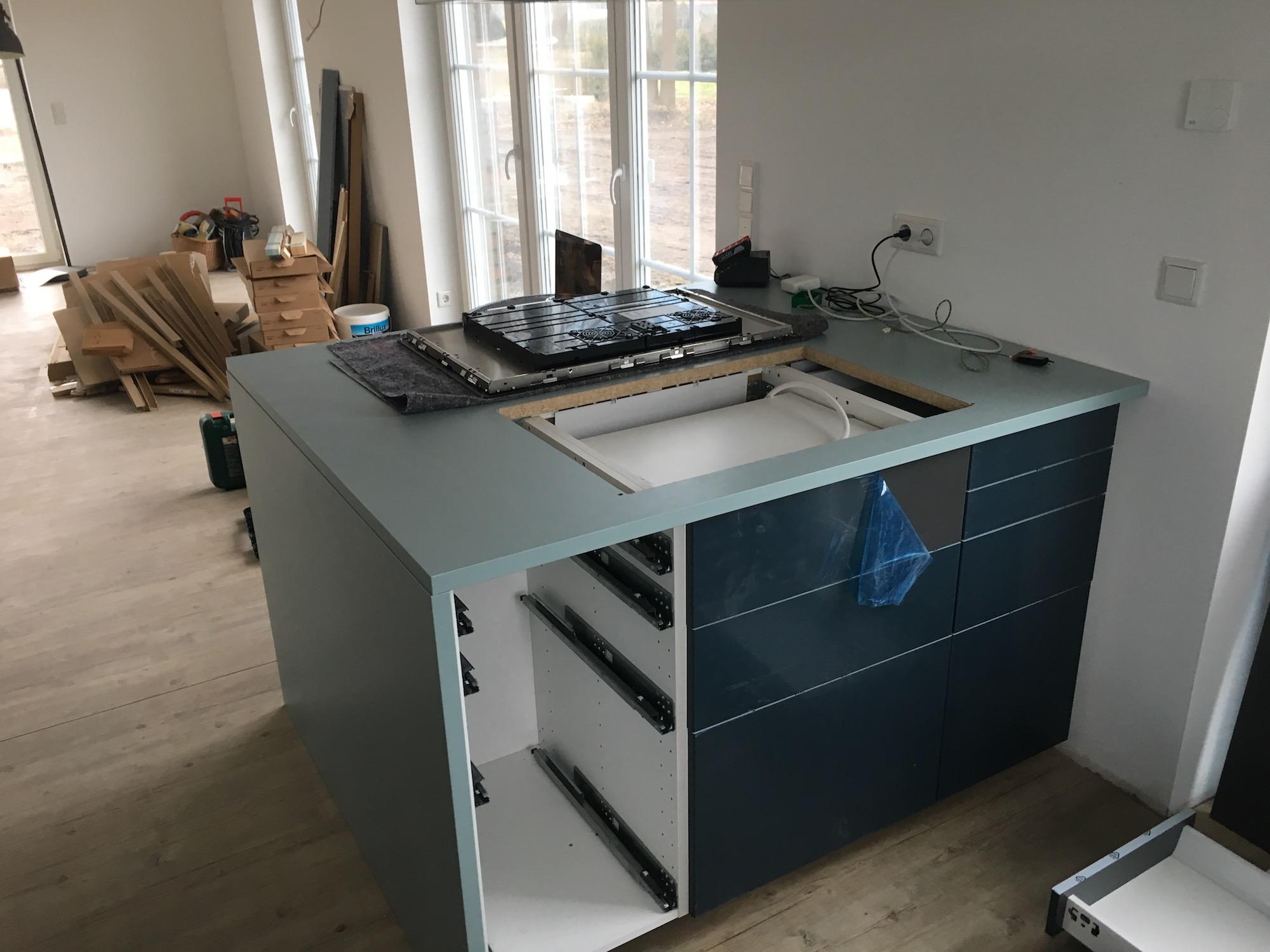 Full Size of Kücheninseln Ikea War So Eine Halb Gute Idee Wir Bauen Ein Küche Kaufen Kosten Modulküche Miniküche Betten 160x200 Sofa Mit Schlaffunktion Bei Wohnzimmer Kücheninseln Ikea