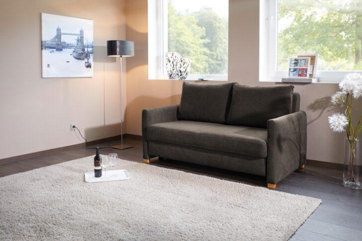 Medium Size of Nobilia Alba Reposa Schlafsofa Polstermbel In Braun Mit Bettkasten Einbauküche Küche Wohnzimmer Nobilia Alba