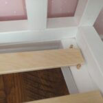 Hausbett 100x200 Diy Fr Bett Weiß Betten Wohnzimmer Hausbett 100x200