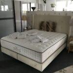 Komplettbett 180x220 Bett Ausstellungsstck Mein Betten Massiv Wohnzimmer Komplettbett 180x220
