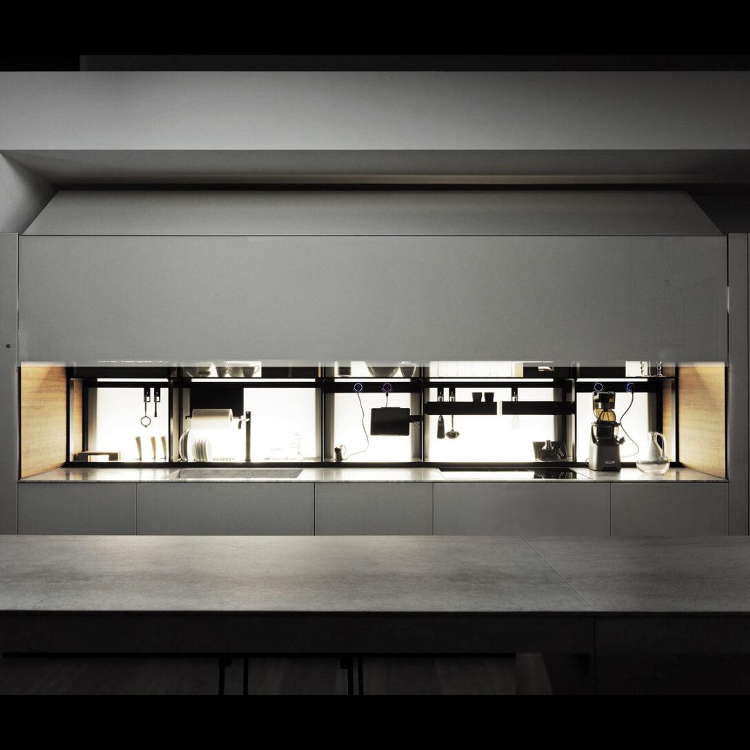 Large Size of Valcucine Küchen Abverkauf Moderne Italienische Designer Einbaukchen Regal Inselküche Bad Wohnzimmer Valcucine Küchen Abverkauf