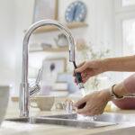 Ausziehbarer Wasserhahn Tropft Undicht Was Man Tun Kann Für Küche Esstisch Bad Wandanschluss Wohnzimmer Ausziehbarer Wasserhahn Undicht