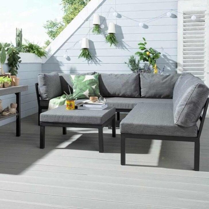 Outliv Odense Amazonde Lounge Set Austin Loungembel Alu Textil 3 Tlg Wohnzimmer Outliv Odense
