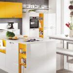 Nobilia Sand Focus Minimalistisches Design Moderner Stil Ottoversand Betten Küche Einbauküche Wohnzimmer Nobilia Sand