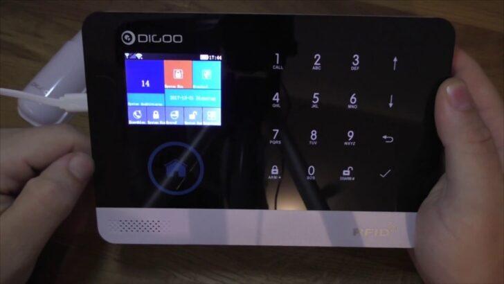Medium Size of Protron W20 Bedienungsanleitung Smart Home Alarmanlage Proton App Review Dg Hosa Von Digoo Youtube Wohnzimmer Protron W20