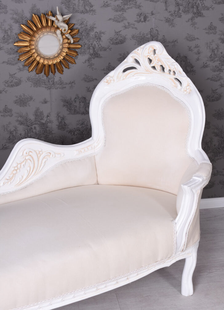 Medium Size of Recamiere Barock Boudoir Diplomatie Chaiselongue Rot Sofa Daybett Liege Shabby Chic Bett Mit Wohnzimmer Recamiere Barock