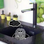 Spülstein Schwarz Wohnzimmer Welches Material Fr Kchensple Ihr Kchenstudio In Schwabach Bett 180x200 Schwarz Weiß Schwarze Küche Schwarzes