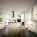 Nobilia Alba Moderne Kche 550 Holz Mit Griffen Küche Einbauküche Wohnzimmer Nobilia Alba