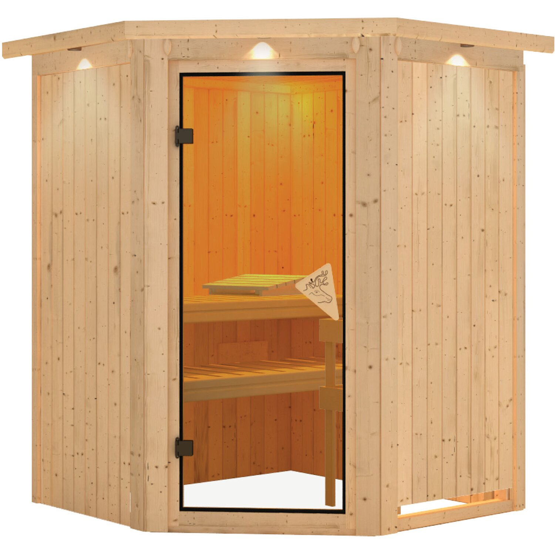 Full Size of Saunaholz Kaufen Obi Karibu Sauna Lyra Mit Eckeinstieg Mobile Küche Nobilia Immobilien Bad Homburg Immobilienmakler Baden Einbauküche Regale Fenster Wohnzimmer Saunaholz Obi