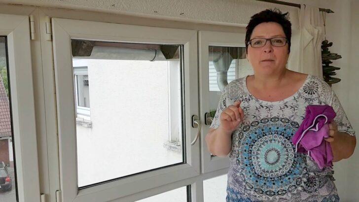 Medium Size of Fensterputztuch Test Richtig Fenster Putzen So Einfach Und Chemiefrei Gehts Mit Dusch Wc Sicherheitsfolie Betten Bewässerungssysteme Garten Drutex Wohnzimmer Fensterputztuch Test