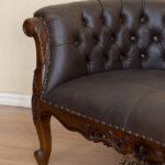 Recamiere Barock Mahagoni Holz R138 Lionsstar Gmbh Sofa Mit Bett Wohnzimmer Recamiere Barock