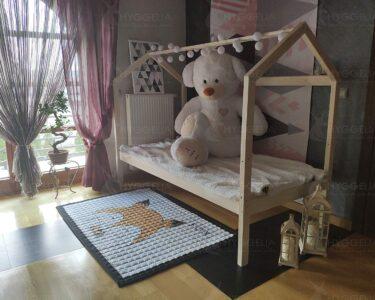 Hausbett 100x200 Wohnzimmer Hausbett 100x200 Kinderbett Huschenbett Holzbett Kinderhaus Bett Weiß Betten
