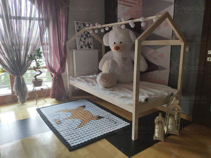 Medium Size of Hausbett 100x200 Kinderbett Huschenbett Holzbett Kinderhaus Bett Weiß Betten Wohnzimmer Hausbett 100x200