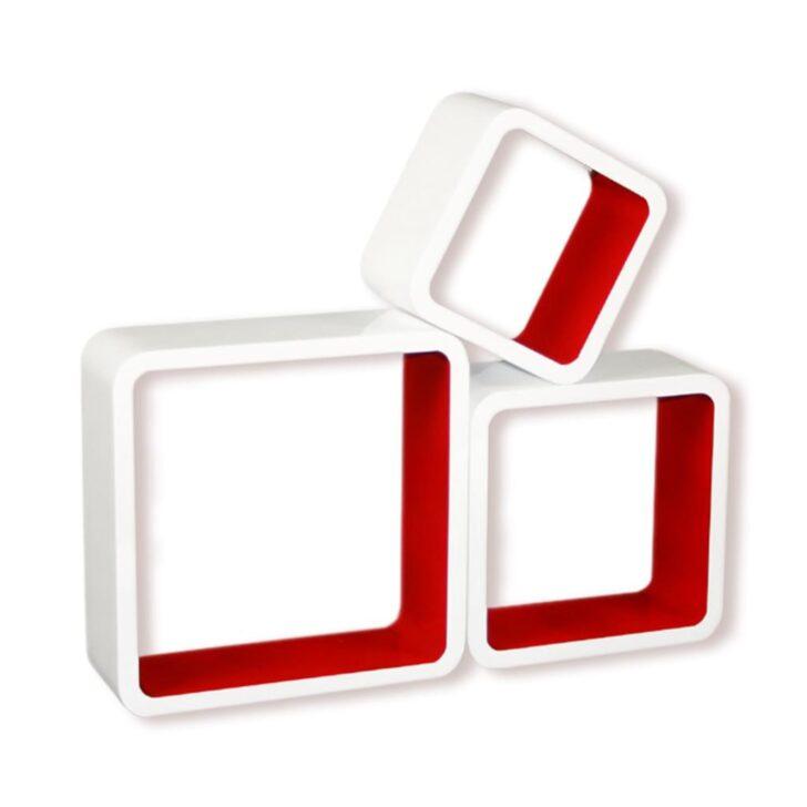 Medium Size of Cube Regal Weiß Hochglanz Homestyle4u 796 Wandregal Bad Weißes Bett Bücher Landhaus Moormann Kanban Betten 140x200 Paternoster Regale Cd Grau Badezimmer Wohnzimmer Cube Regal Weiß Hochglanz
