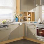 Hngeschrank Mit Klapptr In Alu Optik Küche Pino Pinolino Bett Wohnzimmer Pino Küchenzeile